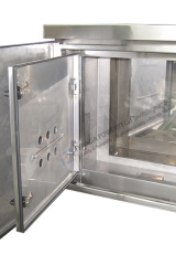 Stainless Steel Starter Panel