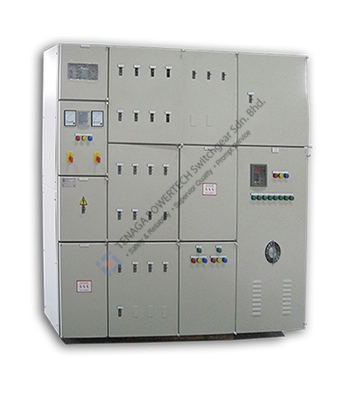 Main Switchboard Panel